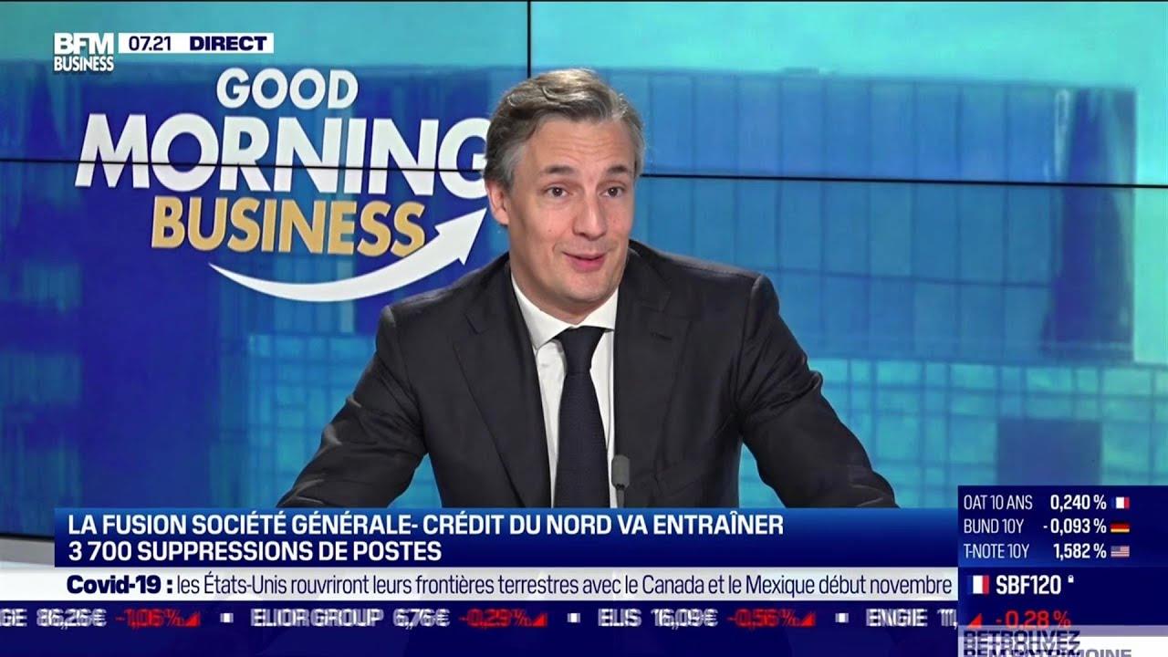 Sébastien Proto (Société Générale et Crédit du Nord) : La fusion Société Générale et Crédit du Nord