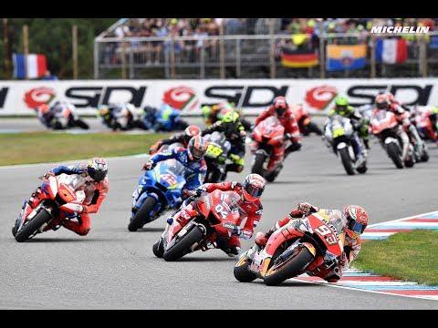 Best Moments - 2019 MotoGP - Monster Energy Grand Prix České republikyMichelin Motorsport