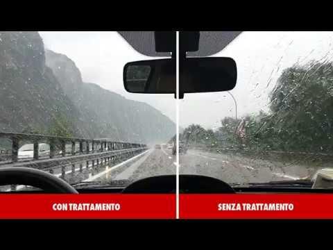 Trattamento idrorepellente per i vetri dell'auto | Würth
