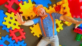 Learn With Blippi At A Childrens Museum | Educational Videos For Kids