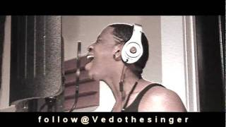 """Chris Brown - All Back """"Cover"""" By @Vedothesinger"""