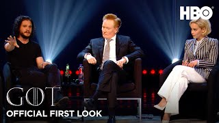 Game of Thrones | Cast Reunion Hosted by Conan O'Brien (HBO)