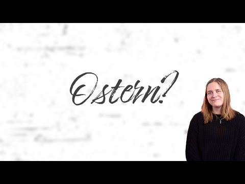 """Videoclip Poetry Slam """"Was ist Ostern für dich?"""