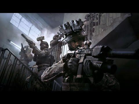 """Спецоперации"" Call of Duty: Modern Warfare трейлер#2 (ru)"