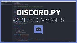 Make a Discord Bot in Python - Самые лучшие видео
