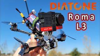 Diatone Roma L3 3-inch Micro Drone Review ????