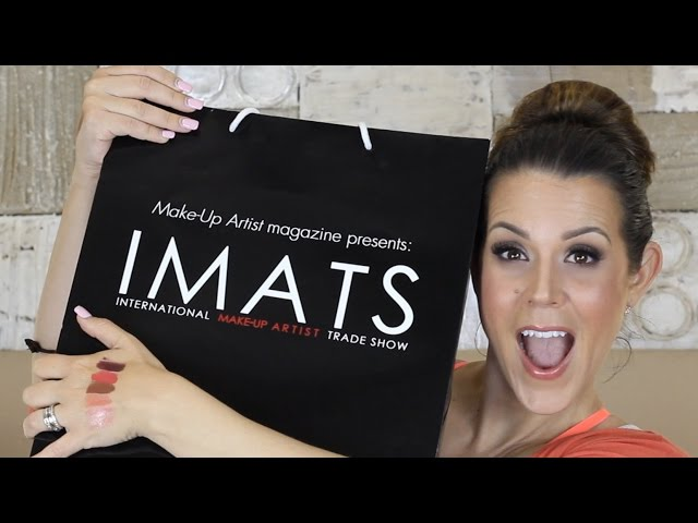 Imats-2014-beauty-haul