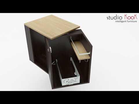 Classic Minibar Cabinet