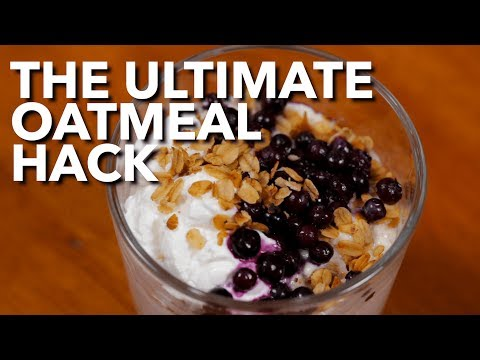 Best Oatmeal Hack Ever (aka Porridge)