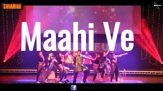 Maahi Ve |Video | Iski Uski |FULL | |Song | Dance| Shiamak London summer funk 2018