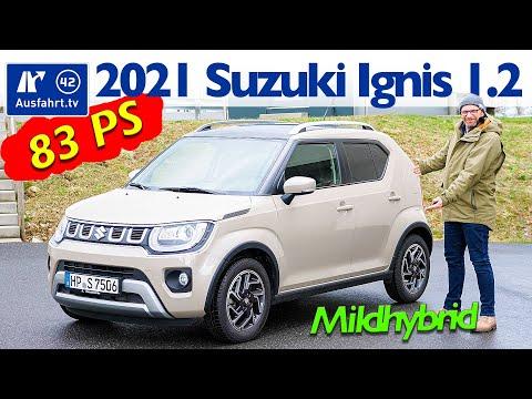 2021 Suzuki Ignis 1.2 Dualjet Hybrid Comfort+ (MF) - Kaufberatung, Test deutsch, Review, Fahrbericht