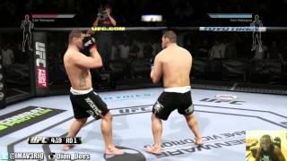 UFC - UFC Champions - Cheeks To Champ Ep.2 | Cain Velasquez vs. Cain Velasquez | UFC Fights 2014