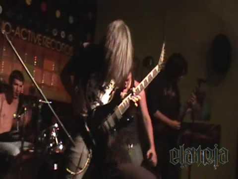 Elatria- Thirst Live
