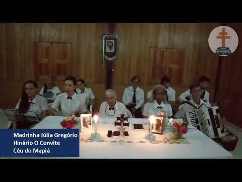 Hino 12 - Meu Pai Eterno - Hinário O Convite - Madrinha Júlia Gregório