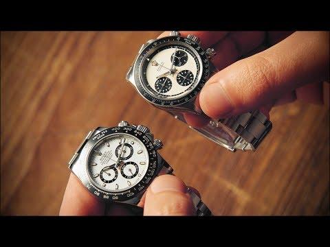 £9,000 Rolex Daytona vs £250,000 Paul Newman | Watchfinder & Co.
