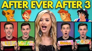 COLLEGE KIDS REACT TO AFTER EVER AFTER 3 (Disney Parody) - Video Youtube