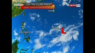 BP: Weather update as of 4:21 p.m. (Sept. 19, 2018)