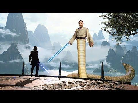 Star Wars Battlefront 2 being absurd
