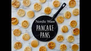 Smiley Face Pancake Pan Video