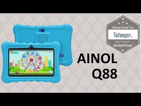 Ainol Q88 : Tablette pour enfant 7 pouces