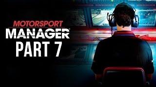 Motorsport Manager Gameplay Walkthrough Part 7 - WINNING RACES (Career Mode)