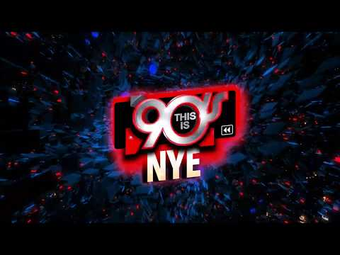 This is 90's NYE at Rio Club