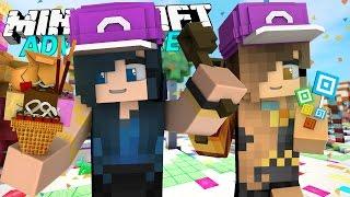 Minecraft Candyland - MY FIRST ICE CREAM JOB! | Pt.2 (Minecraft Roleplay)