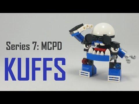 Vidéo LEGO Mixels 41554 : Kuffs