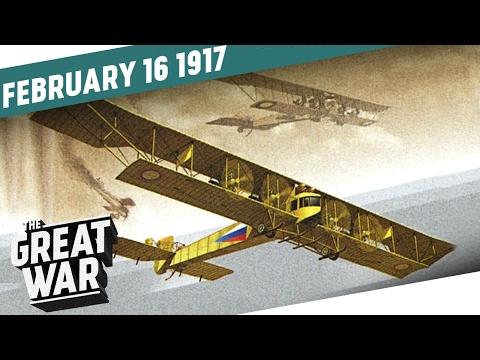 Ruské bombardování na východní frontě