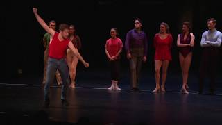 """""""I Can Do That""""- A Chorus Line @ Texas State University"""