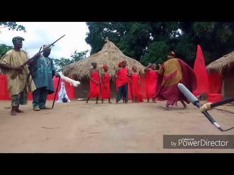 ILU AGBARA latest Yoruba movie DIGBOLUJA,  ABENI AGBON, OLAYIWOLA RAZAQ