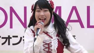 有坂愛海ミニライブ2017.4.23イオンモール下妻