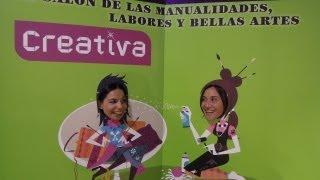 VLOG: Ven conmigo a... Creativa Barcelona 2012 (1.12.12)