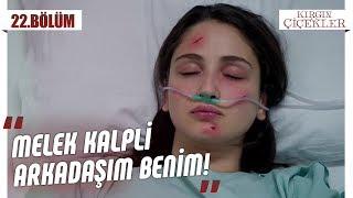 Songül'ün sevenleri hastaneye akın ederse! - Kırgın Çiçekler 22.Bölüm