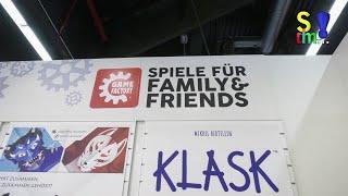 Neuheiten – GAME FACTORY – Spielwarenmesse 2020 in Nürnberg (Spiel doch mal…!) Standrundgang
