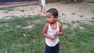 Tow baby funny video / chotu dipu / new video /ছোট দিপুর  দুষ্টমী