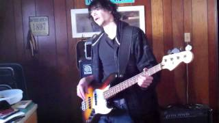 The Man Who Stole A Leopard-Duran Duran Bass Cover