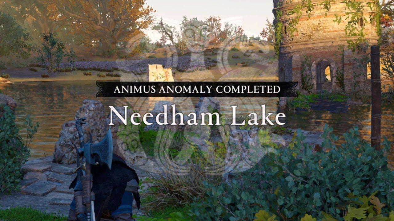Video Needham Lake Animus Anomaly Walkthrough in East Anglia