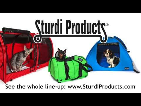SturdiBag Flex-Height Pet Carrier