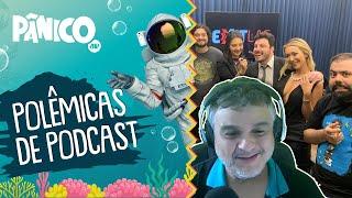 Diguinho Coruja fala sobre participação de Danilo Gentili no Flow