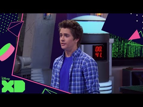 Pomocnicy - Adam! Tylko w Disney XD!