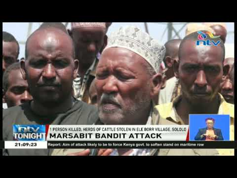 Download One Person Killed And Herds Of Cattle Stolen In A Marsabit