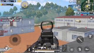 Pubg Mobile- 1Vs4 ( One Man Squad ) Bootcamp Katliamı