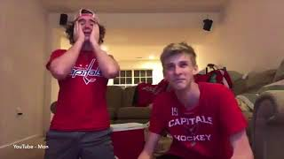 Washington Capitals Fans React to Winning the 2018 Stanley Cup | Washington vs Las Vegas | FansReact