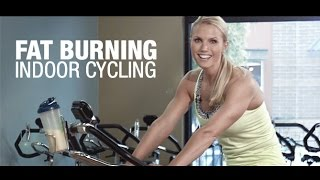 20 Minute Spin Class Workout (FAT BURNING INDOOR CYCLING!!)