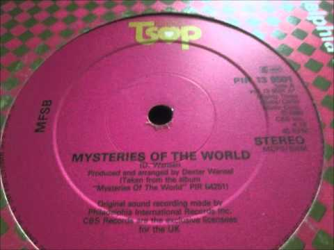 MFSB  -  Mysteries of the world . 1980