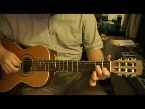 D7 chord - Open Position