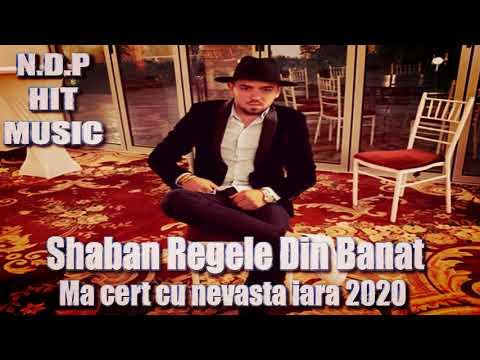 Shaban Regele Din Banat – Ma cert cu nevasta iara Video