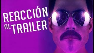RAPSODIA BOHEMIA: Reacción al Trailer