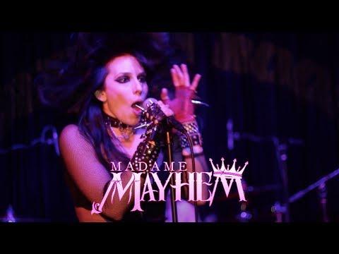Madame Mayhem w/ Buckcherry at The Sands